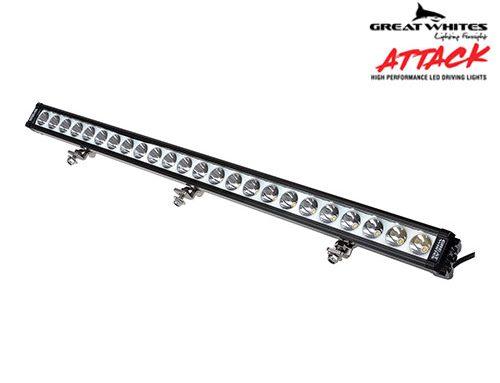 24 LED Attack Driving Light Bar